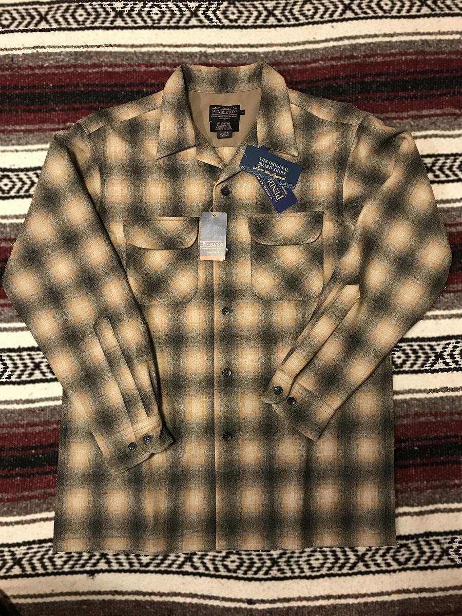 Pendleton shirt dating