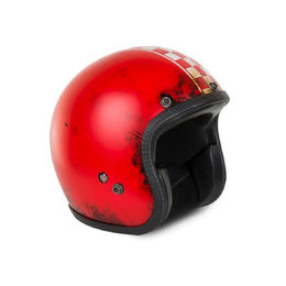 Red, Dirties Collection helmet