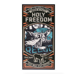 HolyFreedom Wolf -tubescarf packed