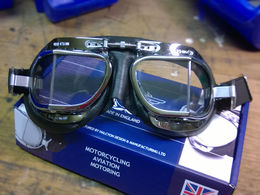 Motorcycle goggles, Halcyon Mark 49