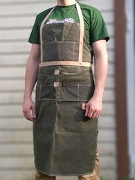 """Hog Butcher"" Shop Apron"