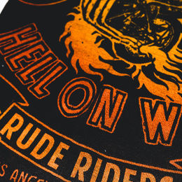 Rude riders Wall of Death tube scarf