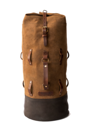 Military Duffel - Tobacco Brown