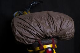 Military Duffel w/ rain cover