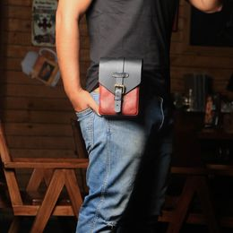 Tank pouch - Cherry Red