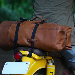 Military duffel - Vintage Tan