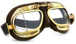 Halcyon Mk 49 Antique Brown goggle
