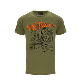 "HolyFreedom ""Ratter"" T-shirt front"