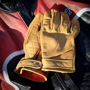 Short Bopper Gloves / Desert Sand