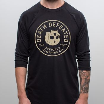 Death Defeated (Efficacy Clothing Co.)