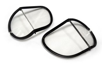 Replacement lens, clear poly