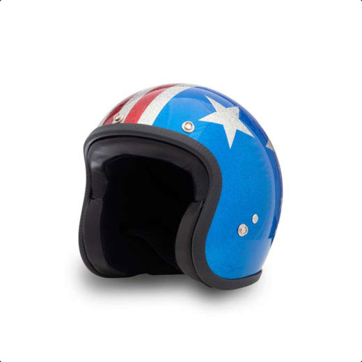 "70's Helmets ""Captain America"" Superflake"