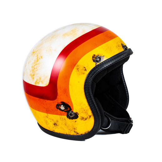 "70's Helmets, ""Vintage Three Bands"""
