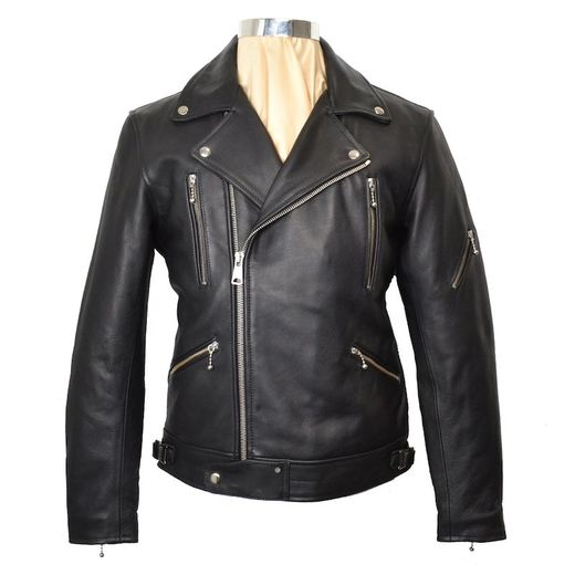 Goldtop 617 leather jacket
