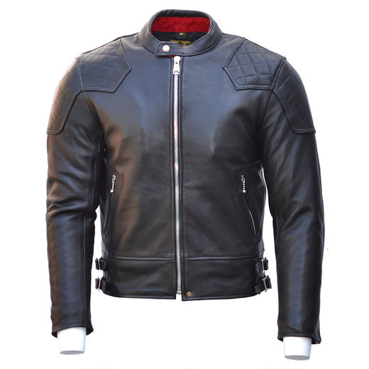 '76 Cafe racer jacket front