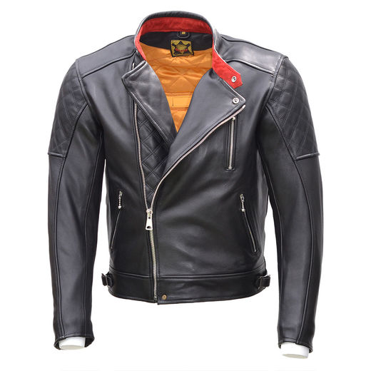 Goldtop The Bobber Jacket - Black