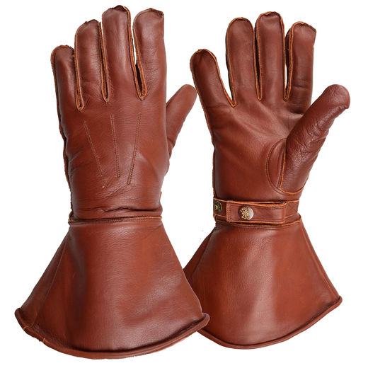 Goldtop gauntlet, brown