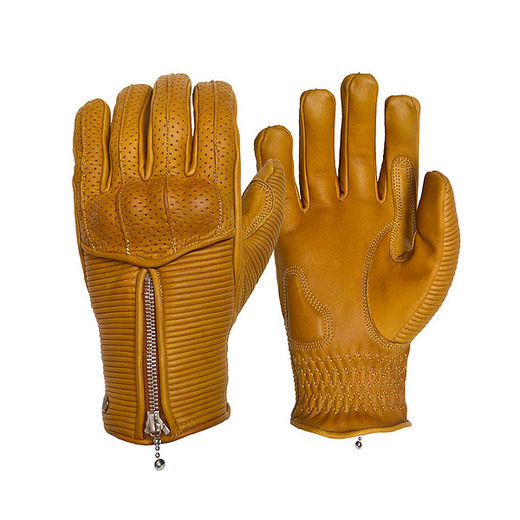 Goldtop Raptor Motorcycle glove