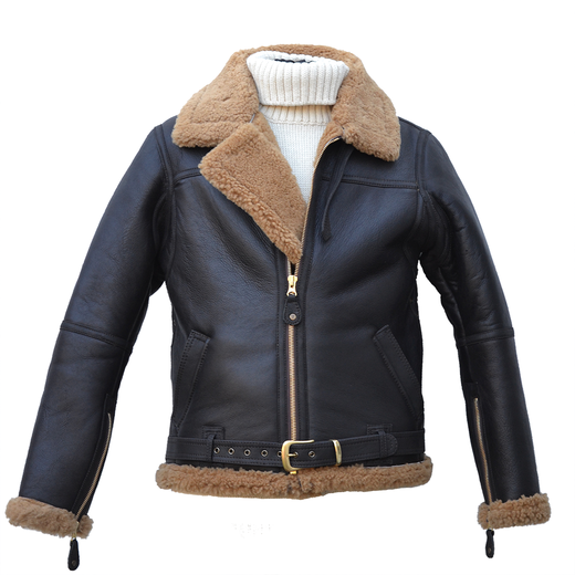 "The ""Battle of Britain"" 1940 RAF Sheepskin Flying Jacket"