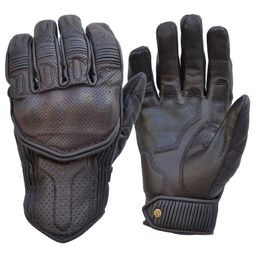 Goldtop Predator motorcycle glove