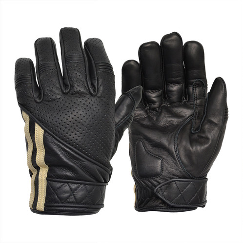 Short Classic Cafe Racer Gloves