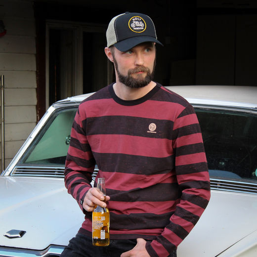 Striped Kruger long sleeve shirt
