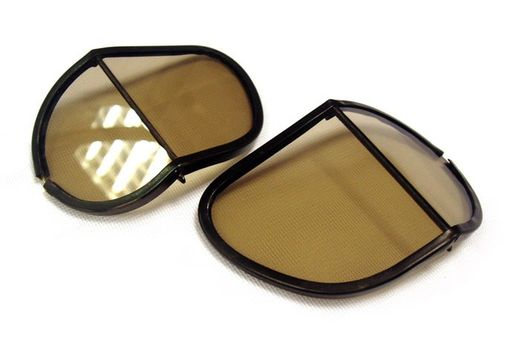 Tinted lenses for Halcyon goggles