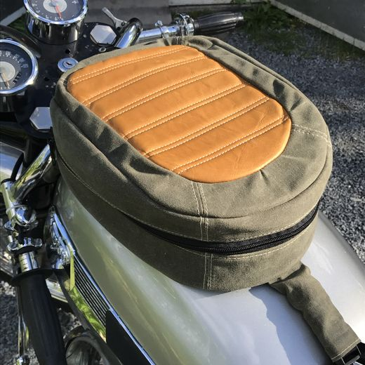 MotoStuka Enduro Tank bag