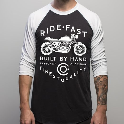 Ride Fast (Efficacy Clothing Co.)
