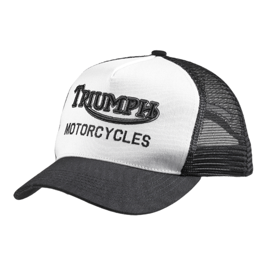 Triumph Oil Trucker